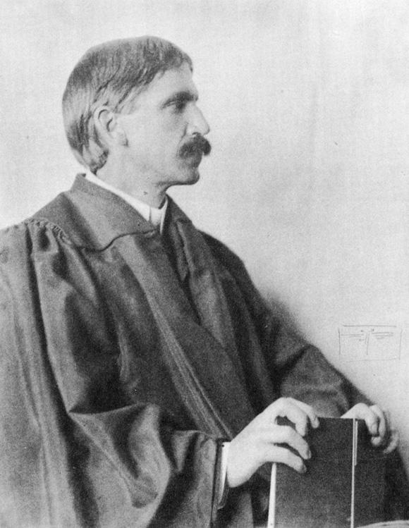 Lippmanns næste bog ('The Phantom Public' fra 1925) førte til en diskussion med John Dewey (på billedet her). Den diskussion endte med at danne en stor del af grundlaget for journalistik, som vi kender det i dag. (Foto: Eva Watson Schütze)
