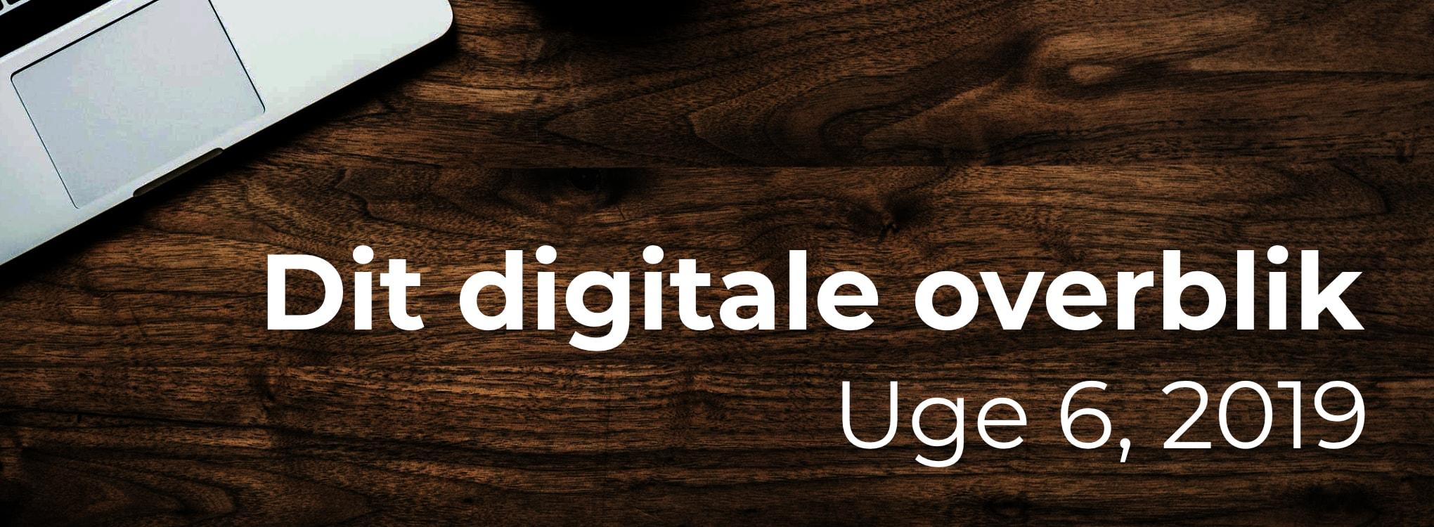 Digital Ugerevy Uge 6 2019 Lars K Jensen